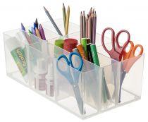 Bandejas para Cajas RUB9-DIV5C TP Cristal Transparente