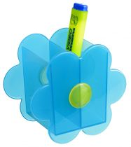 Portalápices y Organizadores RULF1 TL Azul Traslúcido