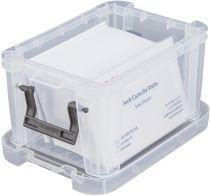 Cajas de Almacenaje WFS20D005 TP Cristal Transparente