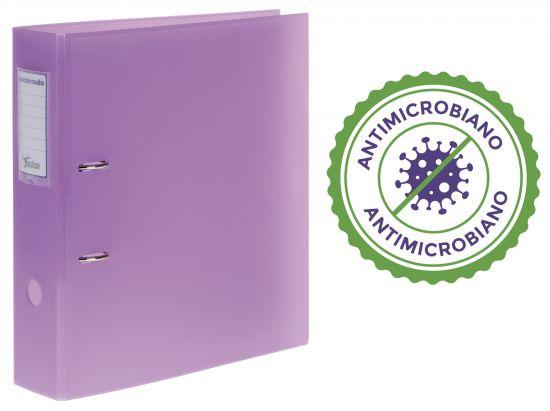 Complementos de Oficina Antimicrobianos 210AM TL Malva Traslúcido