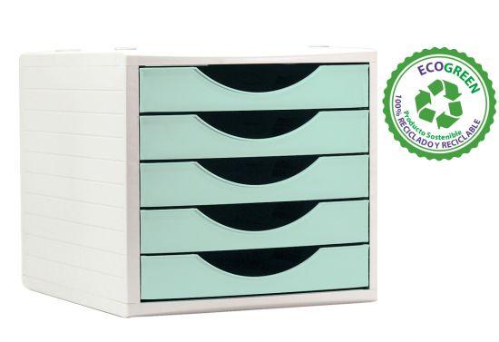ArchivoTec Serie 4000 4005 PS Verde Pastel