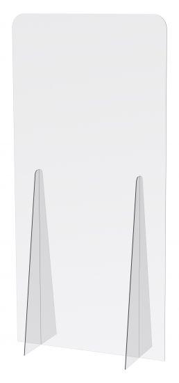 Mamparas de Pie 42538M Cristal Transparente