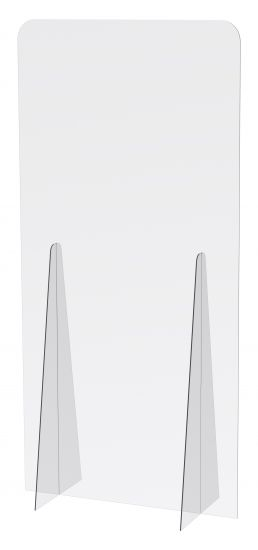 Mamparas de Pie 42539M Cristal Transparente