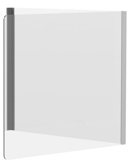 Mamparas Modulares de Oficina 43040M Cristal Transparente