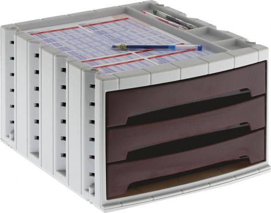 ArchivoTec Serie 6000 6003 Burdeos