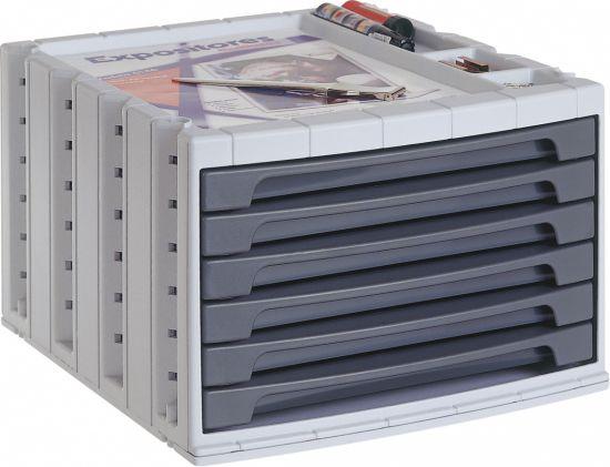 ArchivoTec Serie 6000 6006 Grafito