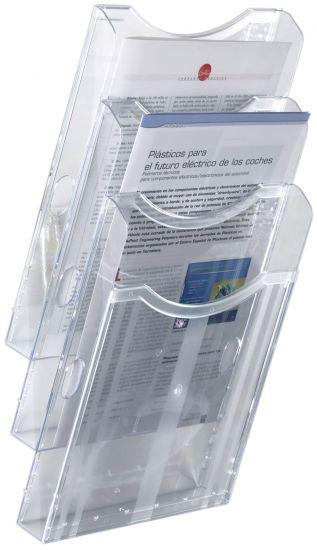 Complementos de Oficina Antimicrobianos 6123AM TP Cristal Transparente