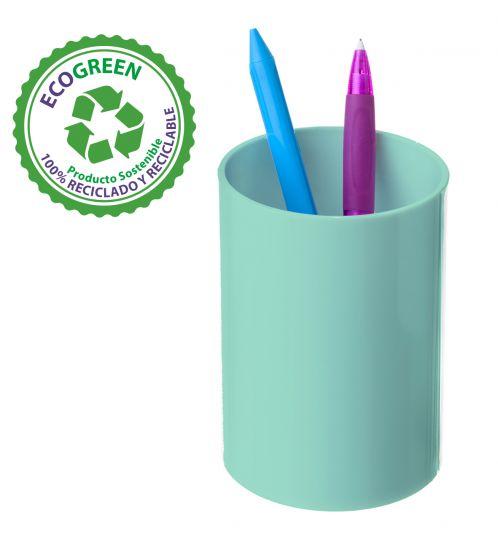 Portalápices 771 PS Verde Pastel