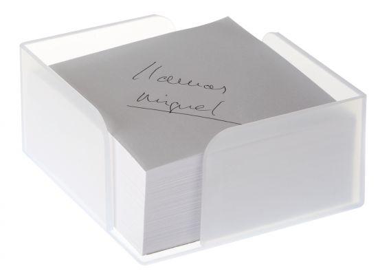 Portanotas 800 TL Cristal Traslúcido