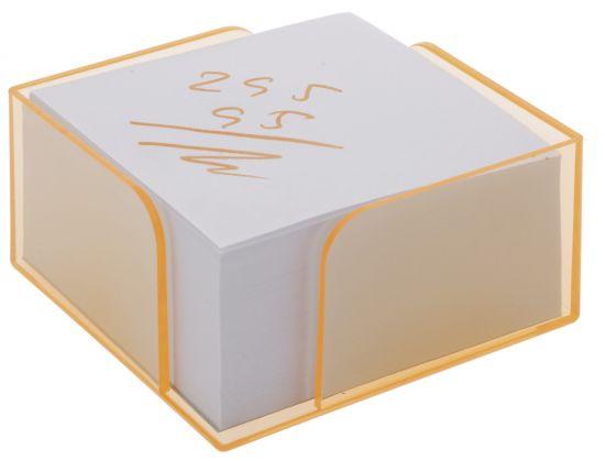 Portanotas 800 TP Naranja Transparente