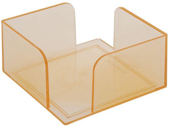 Portanotas 801 TP Naranja Transparente