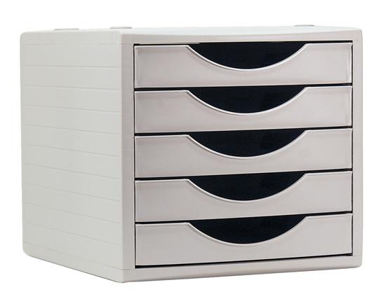 ArchivoTec Serie 4000 4005 Gris