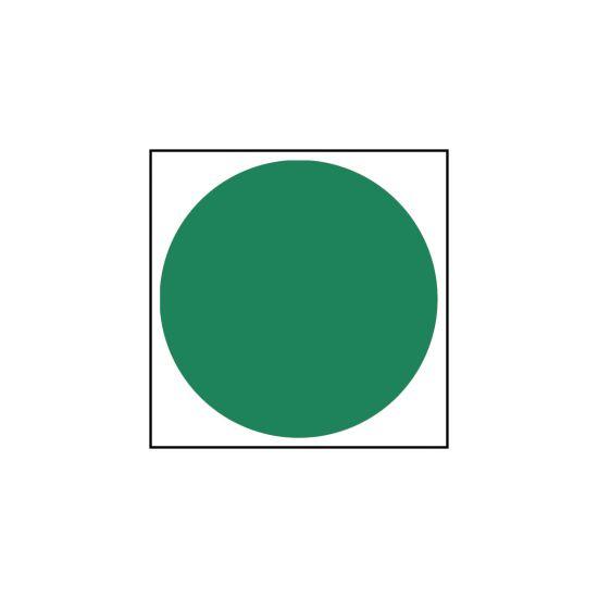 Señales y Carteles 6178-01 Verde