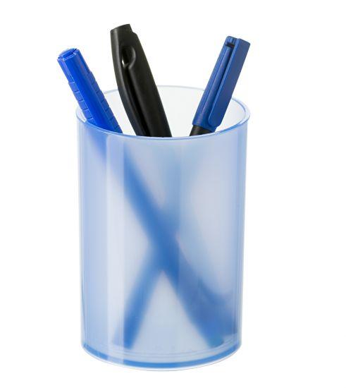 Portalápices 771 TL Azul Traslúcido