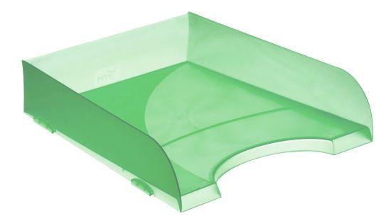 Bandejas Apilables 745 TL Verde Traslúcido
