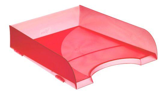 Bandejas 745 TL Rojo Traslúcido