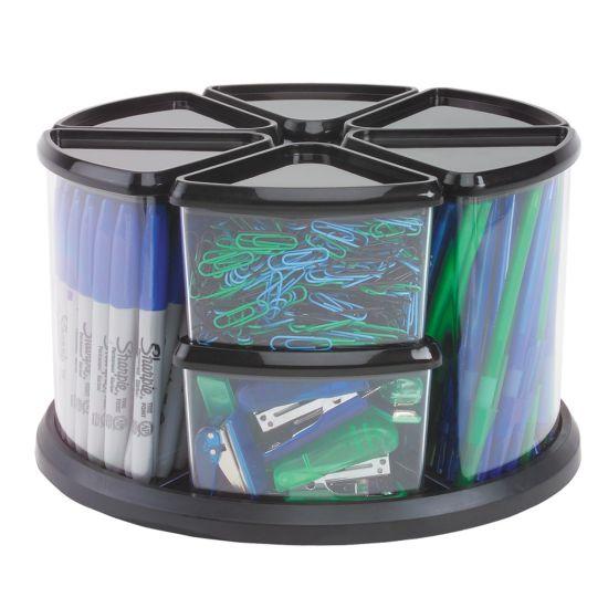 Portalápices y Organizadores DE39010104 Cristal Transparente