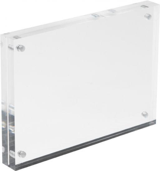 Punto de Venta (bloques magnéticos) DEMCHA611 TP Cristal Transparente