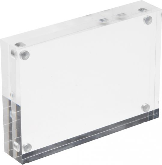 Punto de Venta (bloques magnéticos) DEMCHA611-30 TP Cristal Transparente