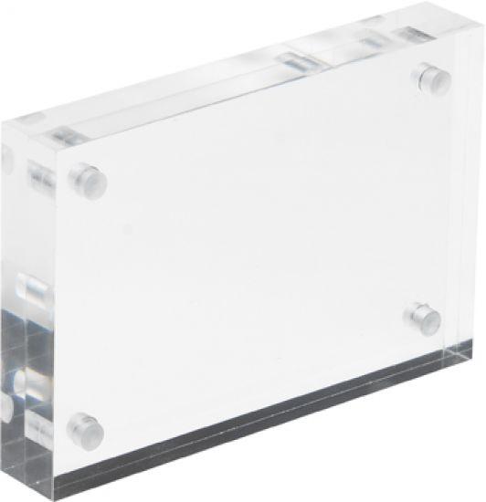 Punto de Venta (bloques magnéticos) DEMCHBC11 TP Cristal Transparente