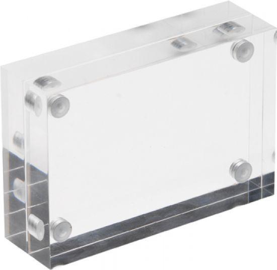 Bloques Magnéticos DEMHBC11-30 TP Cristal Transparente