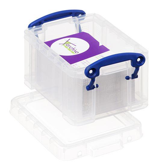 Almacenaje RU0.3 TP Cristal Transparente