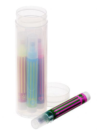 Contenedores tubulares RUC0.29 Cristal Transparente