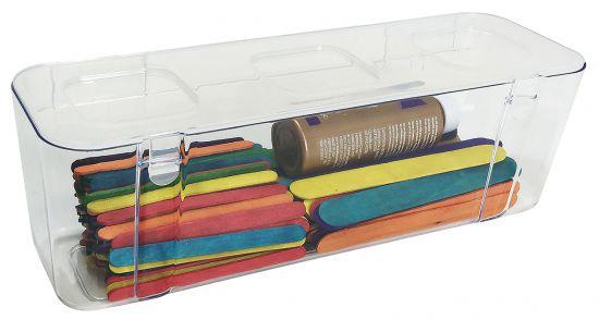 Productos para Manualidades DE29301CR Cristal Transparente