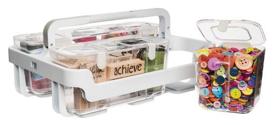 Productos para Manualidades DE29004CR Cristal Transparente