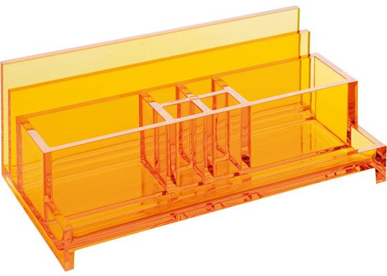 Complementos Guzzini 1068 TP Naranja Transparente