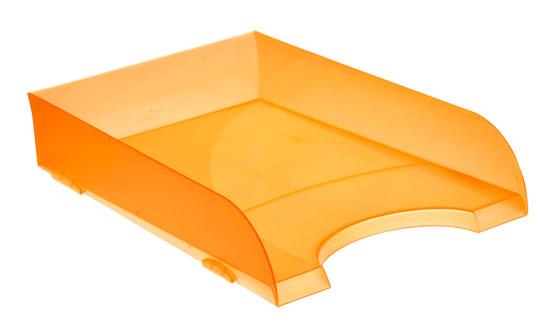 Bandejas 745 TL Naranja Traslúcido