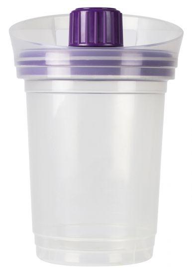 Papeleras Compactas CE2310 TP Cristal Transparente
