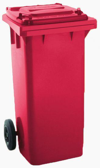 Contenedores de reciclaje DAP06040 Rojo
