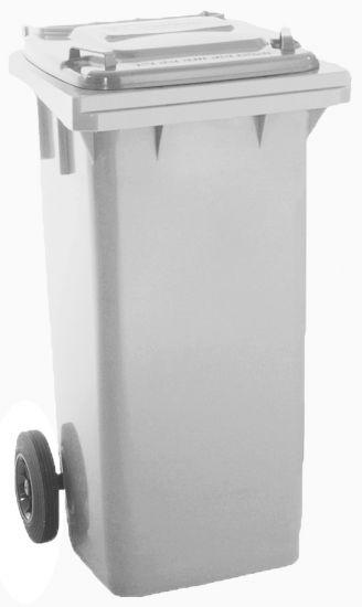 Contenedores de reciclaje MA4005 Blanco