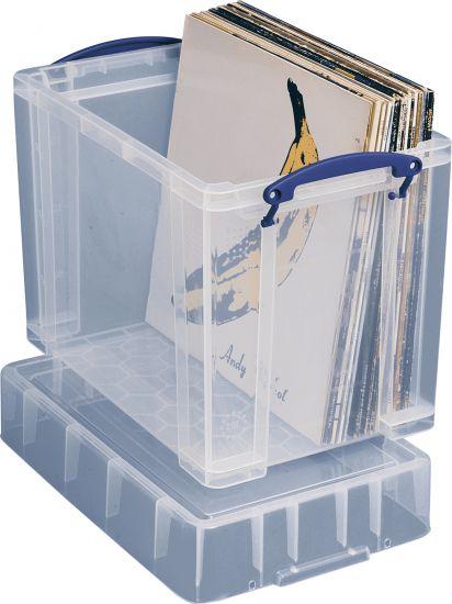 Cajas de Almacenaje RU19XL TP Cristal Transparente