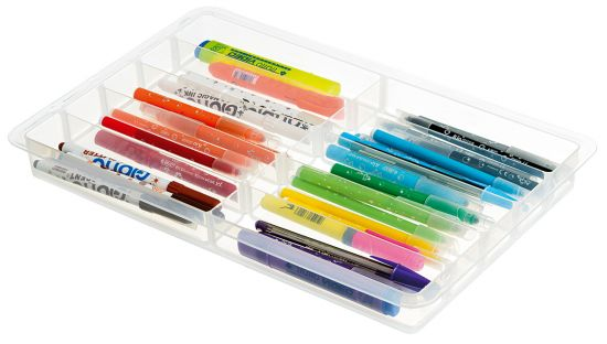 Bandejas para Cajas RUB10-PENTRAYC TP Cristal Transparente