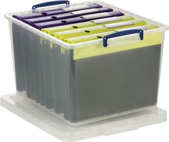 Almacenaje Low-Cost RUNB33.5 TP Cristal Transparente