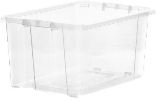Almacenaje divertido WFS01S80X Cristal Transparente