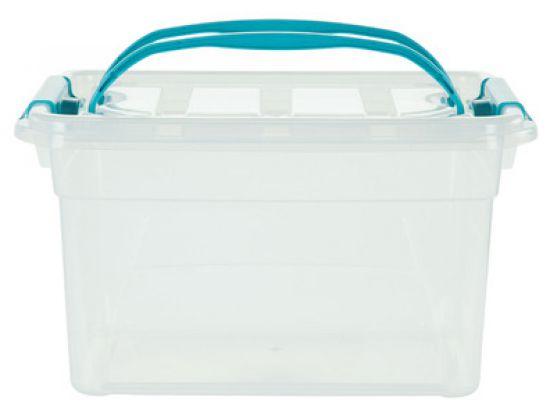 Cajas con asas WFS14C130T TP Cristal Transparente