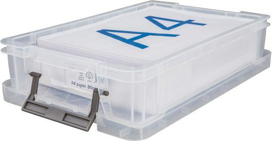 Cajas de Almacenaje WFS20M055 TP Cristal Transparente