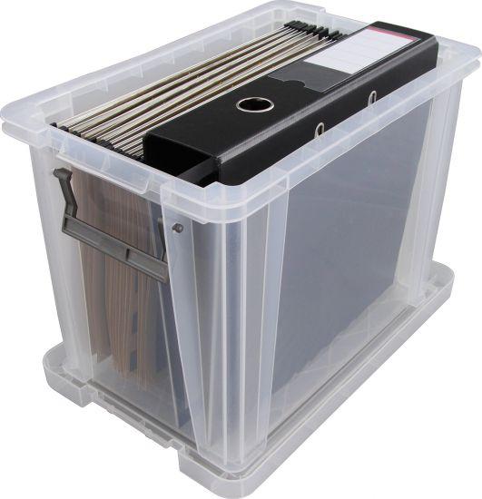 Cajas de Almacenaje WFS20M185 TP Cristal Transparente