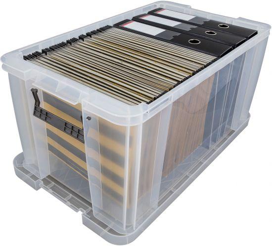 Cajas de Almacenaje WFS20W540 TP Cristal Transparente