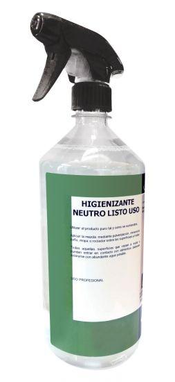 Desinfectantes ZOGERRTU Cristal Transparente