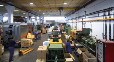 Fabrica de Archivo 2000 en La Coruña